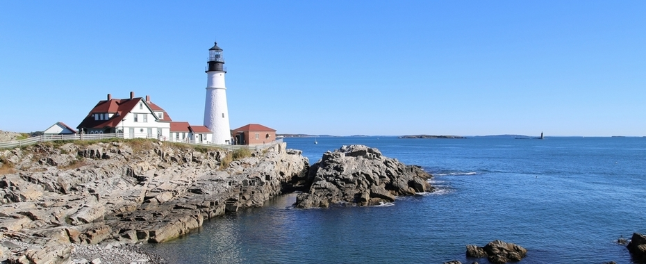 Etats-Unis – Maine et environs